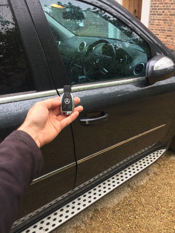 Mercedes Onsite Key Coding/Cutting