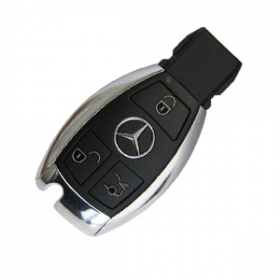 Mercedes 3 Button Remote Fob 1